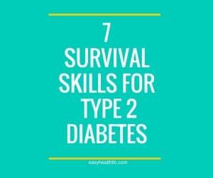 diabetes info to know