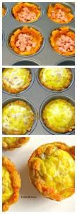 Sweet Potato Breakfast Cups