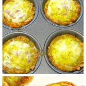 Sweet Potato Breakfast Cups