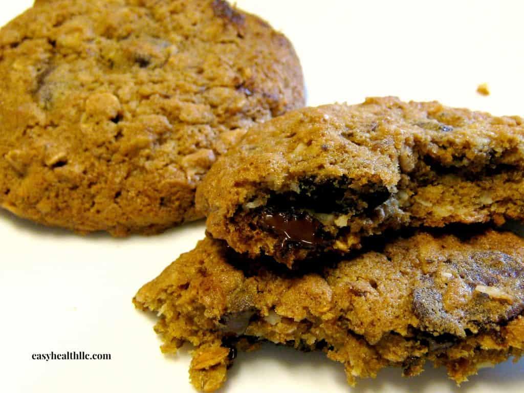 Breakfast in a cookie!