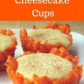 cheesecake filled sweet potato crust