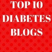 Top 10 Diabetes Blogs image