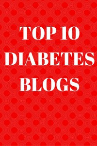 Top 10 Diabetes Blogs image