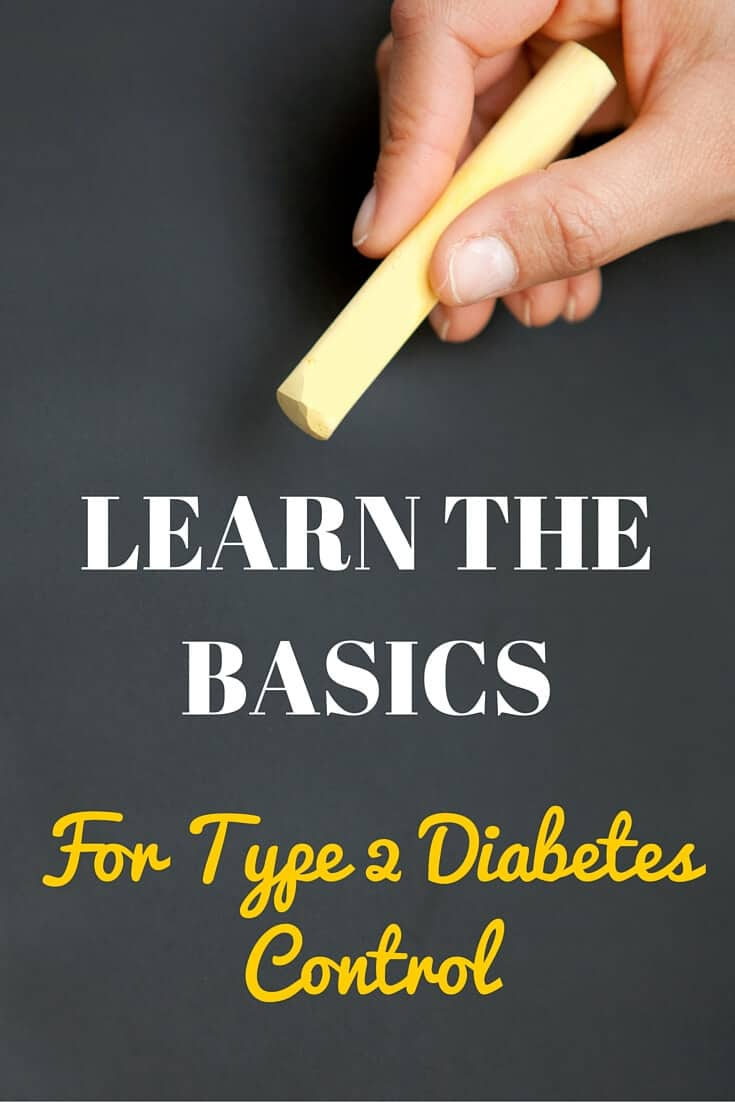 3 powerful diabetes care tips to control Type 2 diabetes for life.  Know your numbers and practice daily management as directed by your health care professional.