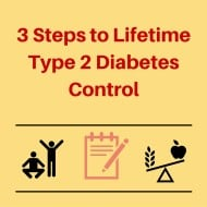 3 Ways You Can Take Charge of Type 2 Diabetes