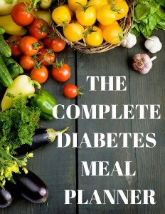 complete meal planning for type 2 diabetes