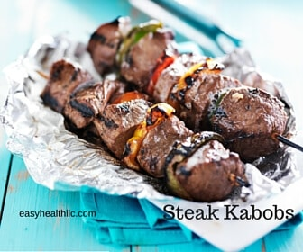 Steak Kabobs