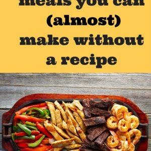 19 low carb meals