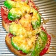 Avocado Tomato Grilled Cheese
