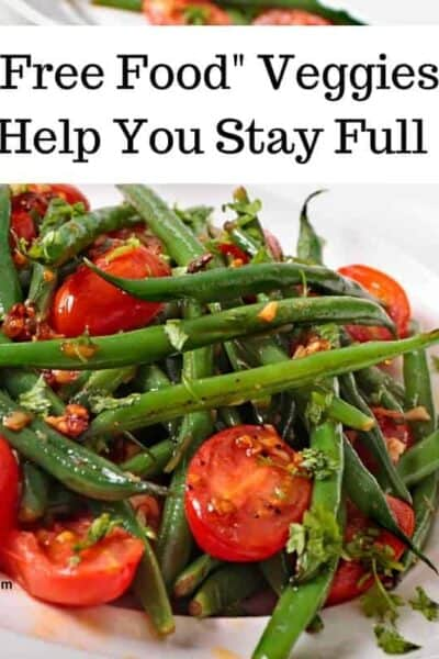 "25 ""Free Food"" Veggies to Help You Stay Full"