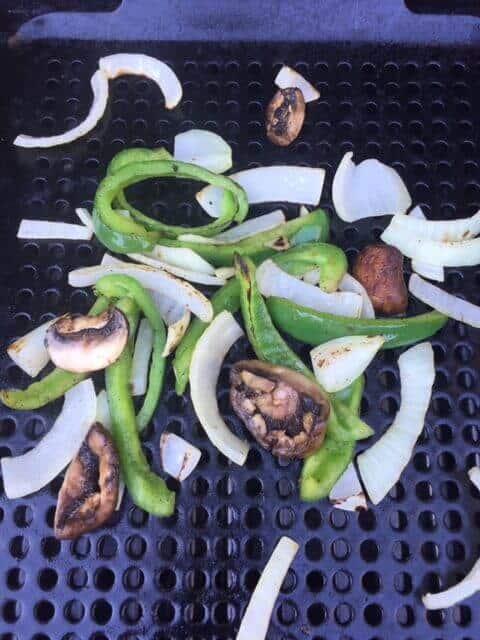 low carb fajita lettuce wrap