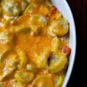 squash and rotten casserole