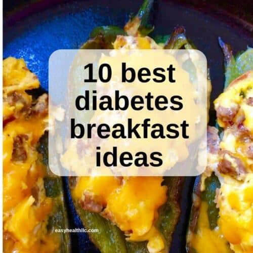 best diabetes breakfast