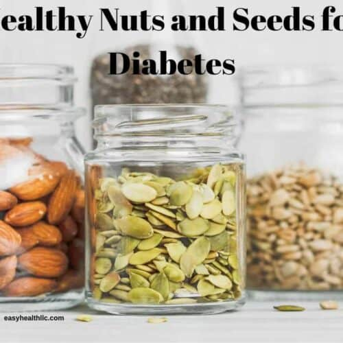 healthy nuts and seeds