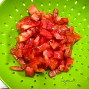 tomatoes for low carb tom pie