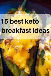 stuffed peppers keto breakfast