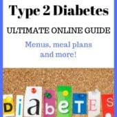 diabetes online guide