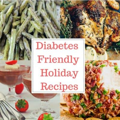 food pictures with graphic diabetes holiday recipes