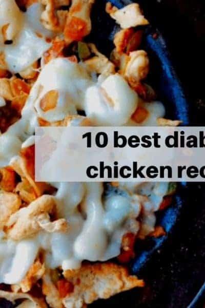 10 Best Diabetes Chicken Recipes