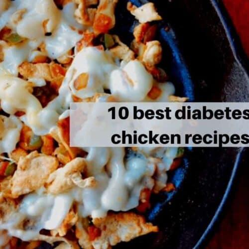 best diabetes chicken recipes