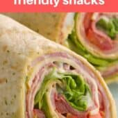 10 diabetes friendly snacks for late night with tortilla roll up