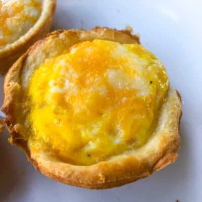 breakfast casserole muffin