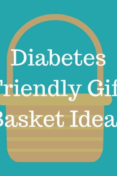 Diabetic gift basket ideas