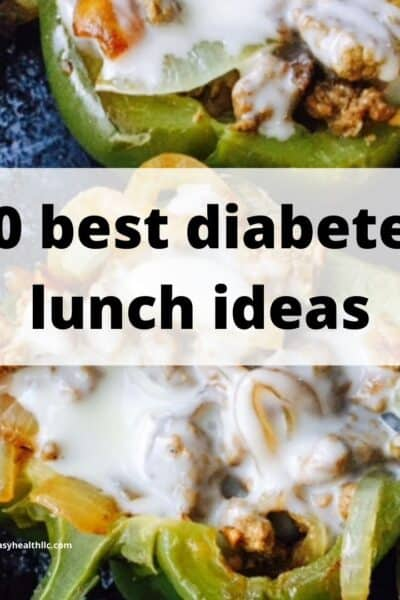 10 Best Diabetes Lunch Ideas