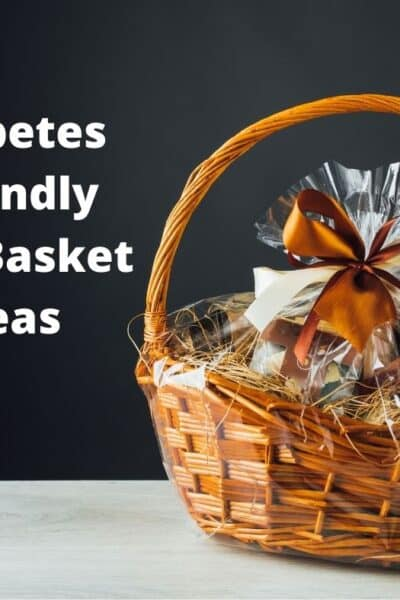 Diabetic gift basket ideas