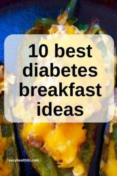 10 Best Diabetes Breakfast Ideas Story