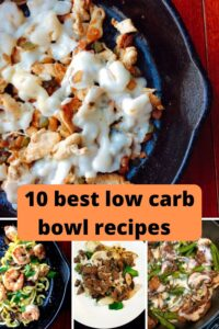 images of low carb recipes